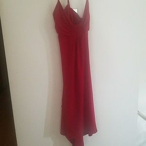Red dress EUC